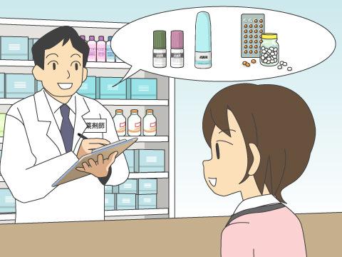 市販(OTC)抗アレルギー薬