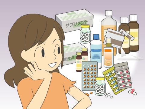 ドラッグストアで購入できる眠気対策商品