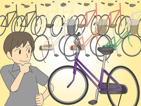 自転車に関するサービス