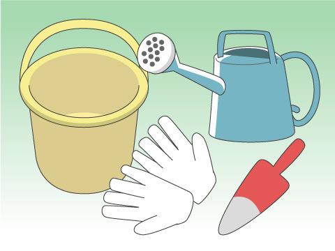 基本的な道具