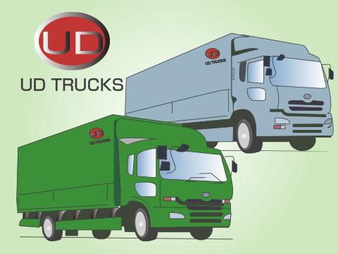 UDトラックスの代表的な車種
