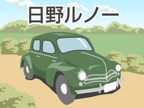 ルノー社と関係性の深い日本の自動車メーカー