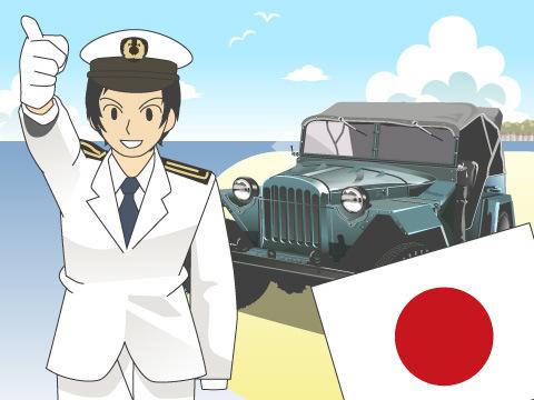 ジープと関係性の深い日本の自動車メーカー