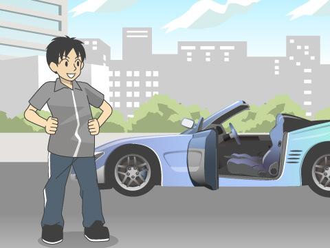 自動車におけるドアの役割