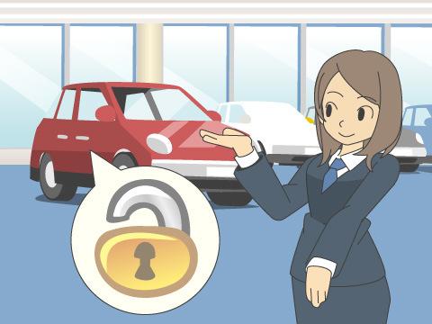 中古車を購入する際に注意したいドアのポイント