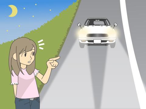 自動車におけるヘッドランプの役割