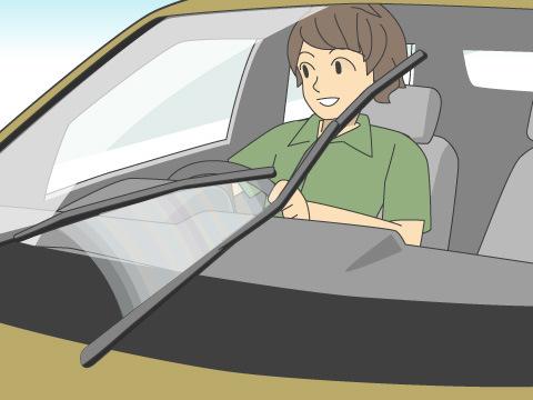 自動車におけるワイパーとウォッシャーの役割