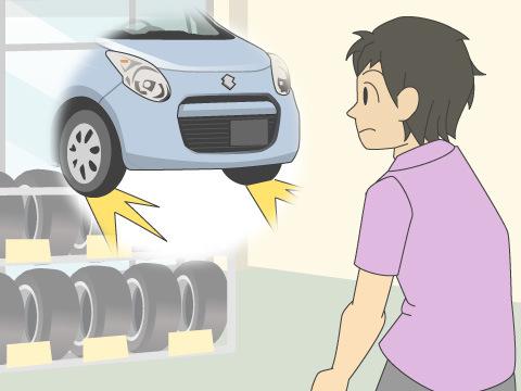 タイヤの要素