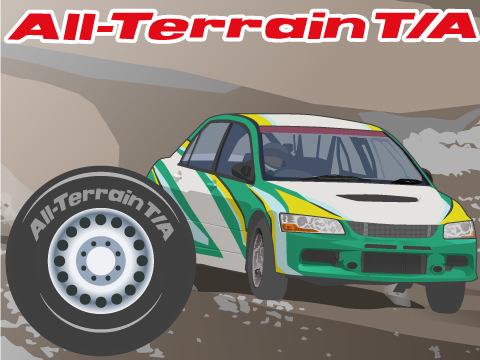 All-Terrain T/A(オールテレーン・ティーエー)