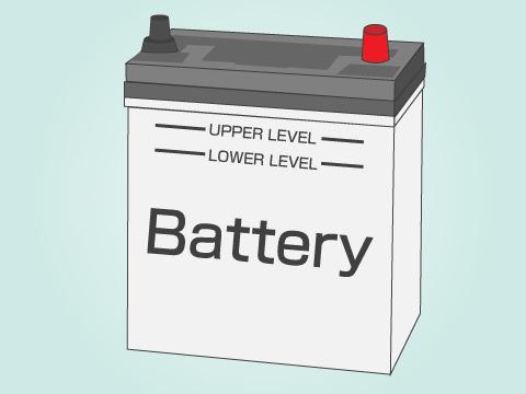 バッテリーに関連した用語解説