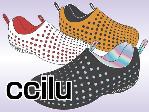 crocsに次ぐ次世代シューズ「ccilu(チル)」