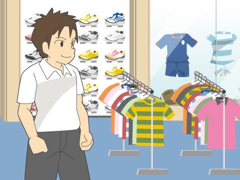 ゼビオ店舗の特徴
