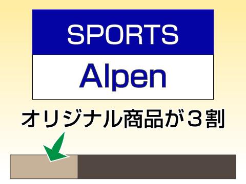 スポーツデポとプライベートブランド