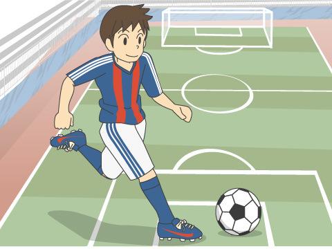 サッカーのルール