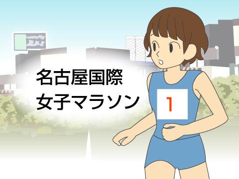 名古屋ウィメンズマラソンの前身