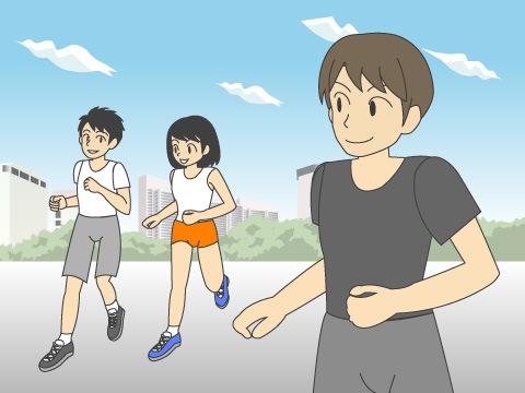 ランニング・ジョギングとマラソンの違いは