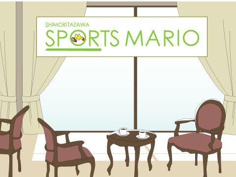 スポーツマリオのスポーツカフェ
