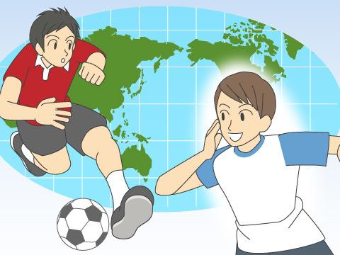 世界が熱狂するワールドカップのすごさ