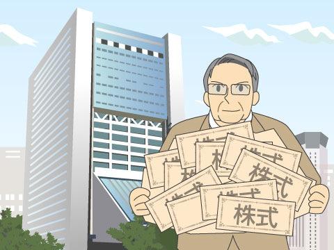 株主の分類と権利