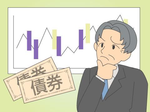 債券の価格と金利の関係