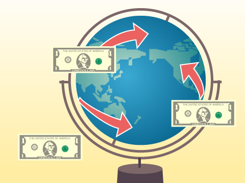 アメリカ合衆国ドルの概要 アメリカ合衆国ドルはアメリカ合衆国共通の通貨であり、通称「USドル」や