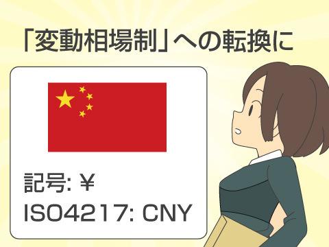 中国元の概要