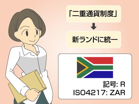 南アフリカランドの概要