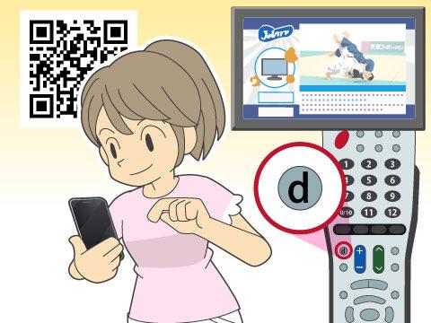簡単な登録方法