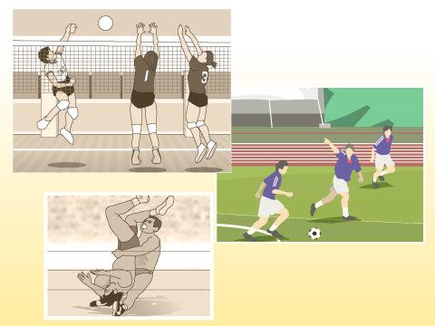 日本人はスポーツ観戦が大好き!