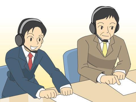 あれ?この声は!? NHKで民放アナが実況する不思議