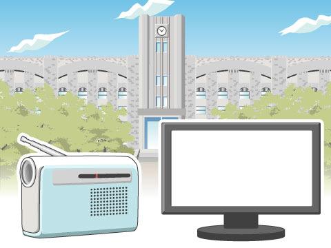 学士・修士の学位を取得できる正規の大学