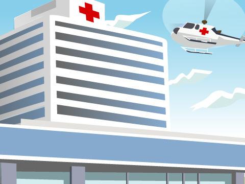 消防署との連携が必要不可欠な救急病院