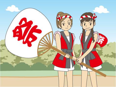これからの日本の祭り