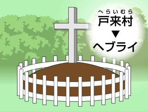 キリストのお墓が存在する!?