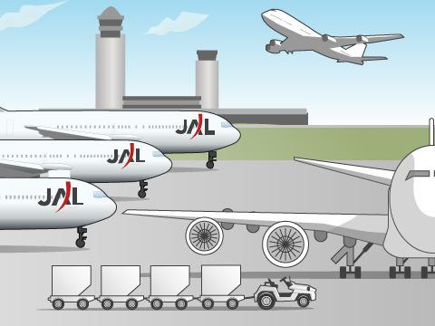 日本で最大の空港について