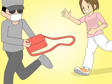 女性を狙う卑劣な犯罪