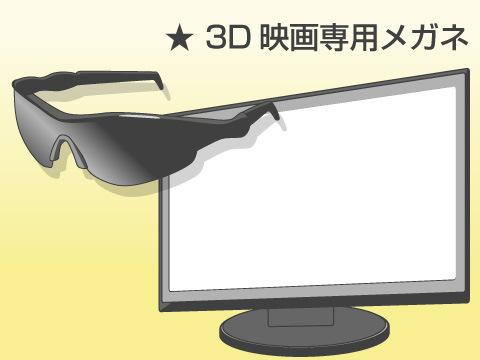 なんと3D映画は60年以上前からあった!
