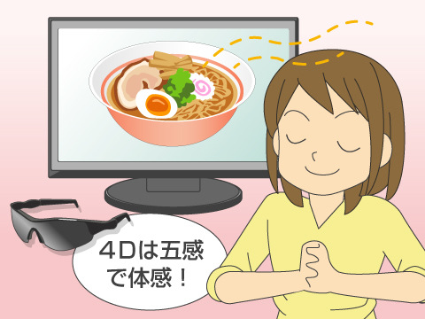 3D映画ブームはもう終わる? 4Dの映画館も登場