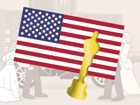 アメリカでの人気が各国に飛び火し「映画界最高の賞」に
