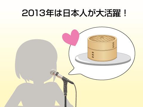 2013年の第16回は北乃きいら日本人が大活躍!