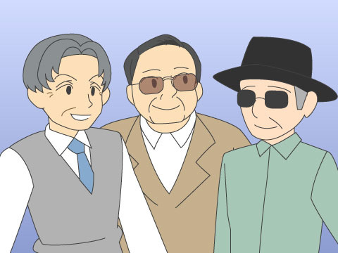 国内外に影響を及ぼした4人の俊英