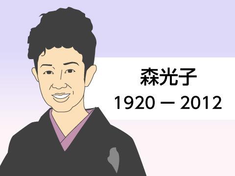 森光子(1920~2012)