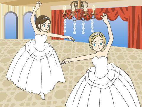 バレエの誕生から宮廷バレエを経て劇場バレエへ