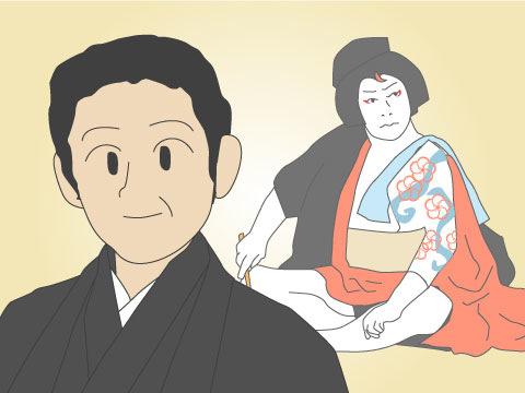 七代目尾上菊五郎(おのえきくごろう)