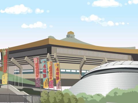 コンサート会場の聖地となった日本武道館