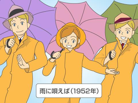 「雨に唄えば」(1952年)