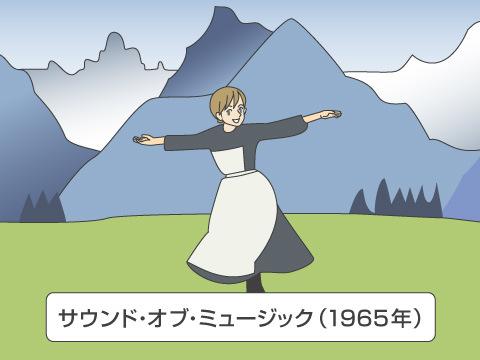 「サウンド・オブ・ミュージック」(1965年)