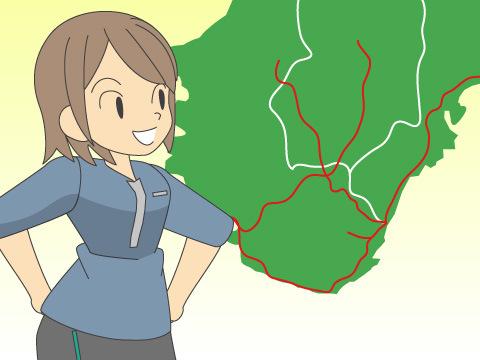 紀伊山地の霊場と参詣道(三重県・奈良県・和歌山県)