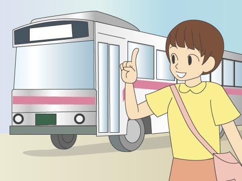 イベント時には便利なシャトルバス