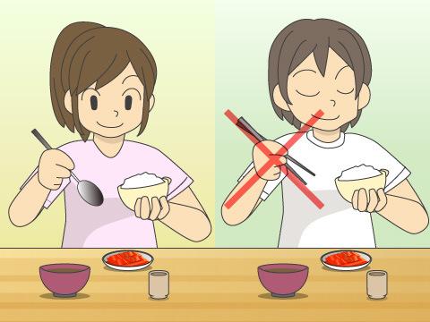 韓国料理のテーブルマナー